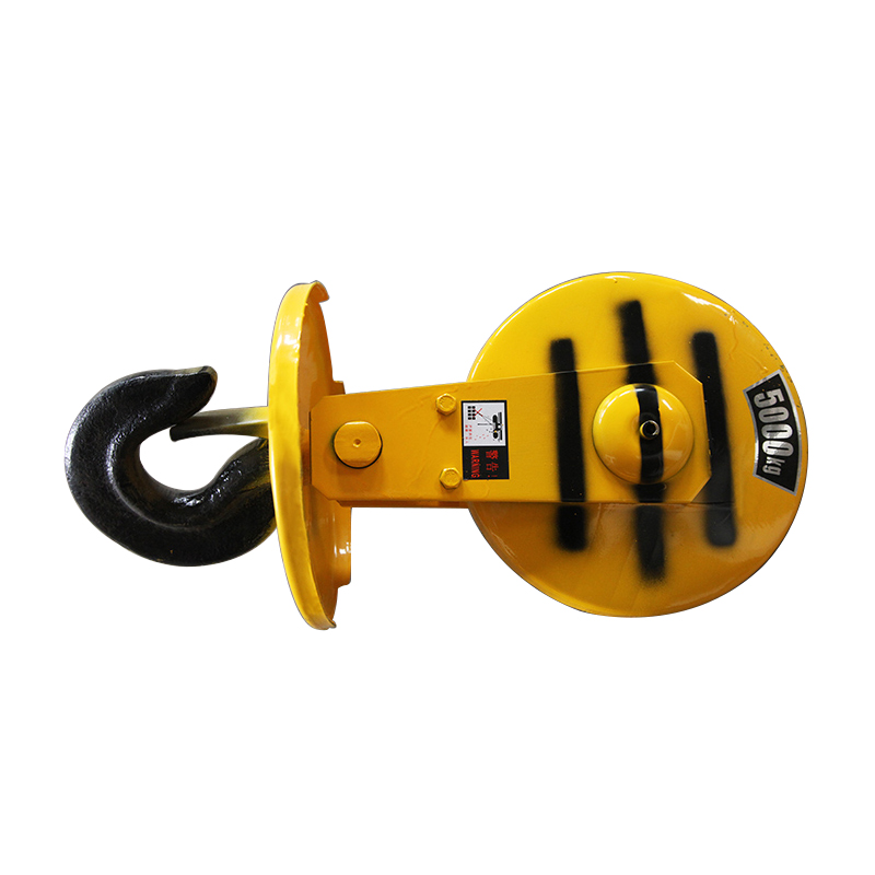 Heavy duty lifting crane hook