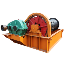 Hydraulic Electric Cable Pulling Winch Machine 5 ton