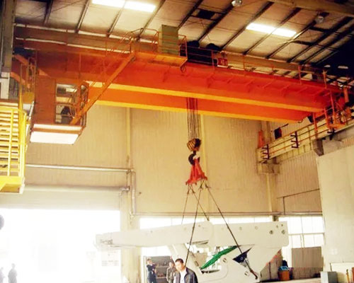 "How much do you know when the overhead travelling crane ""does not hang""?"