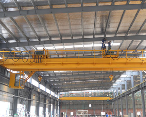 Intelligent development trend of lifting crane equipment