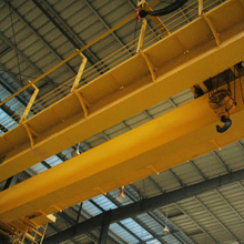 Double girder bridge crane for sale