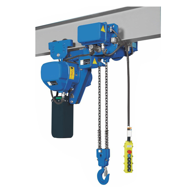 1-25t Electric Pulley Block Lifting Chain Hoist